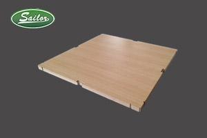 实木地台板