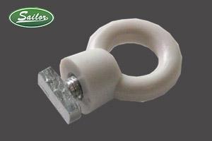 塑料吊环螺丝